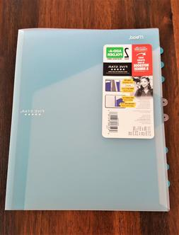Customizable Cover Folder with Pockets Five Star 2 Pocket Folder Fits 3 Ri...