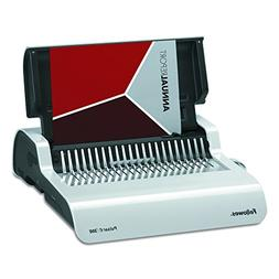 Fellowes 5216701 Pulsar Electric Comb Binding System, 300 Sh