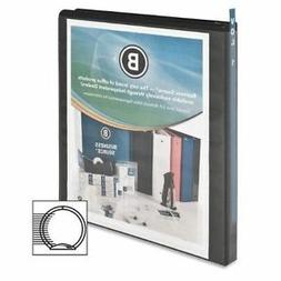 "Business Source Bsn-09950 Round Ring View Binder - 0.5"" Capa"