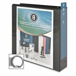 "Business Source Bsn-09956 Round Ring View Binder - 2"" Capaci"