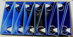 "Business Source 28661 3"" Round Ring Binders Blue"