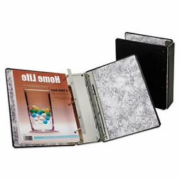 """Catalog Binder with Expanding Posts, 3 Posts, 5.5"""" Capacity,"""