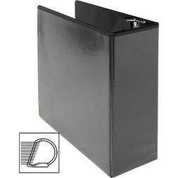 "MyOfficeInnovations D-Ring View Binder 4"" Capacity 11x8-1/2"""