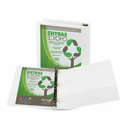 Samsill Earth's Choice Biodegradable D-ring View Binder - Le
