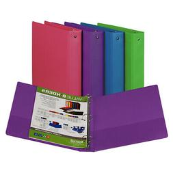 Samsill - Fashion Color Binder 2In Capacity