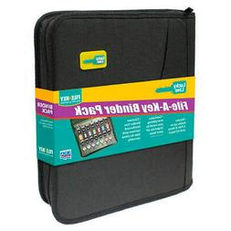 Lucky Line File-A-Key Binder, 42 Tabs