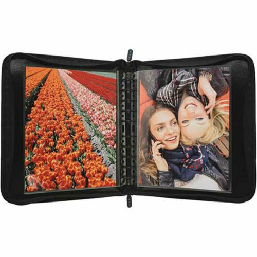 The New Profolio Zipper Binder by Itoya - 14x17