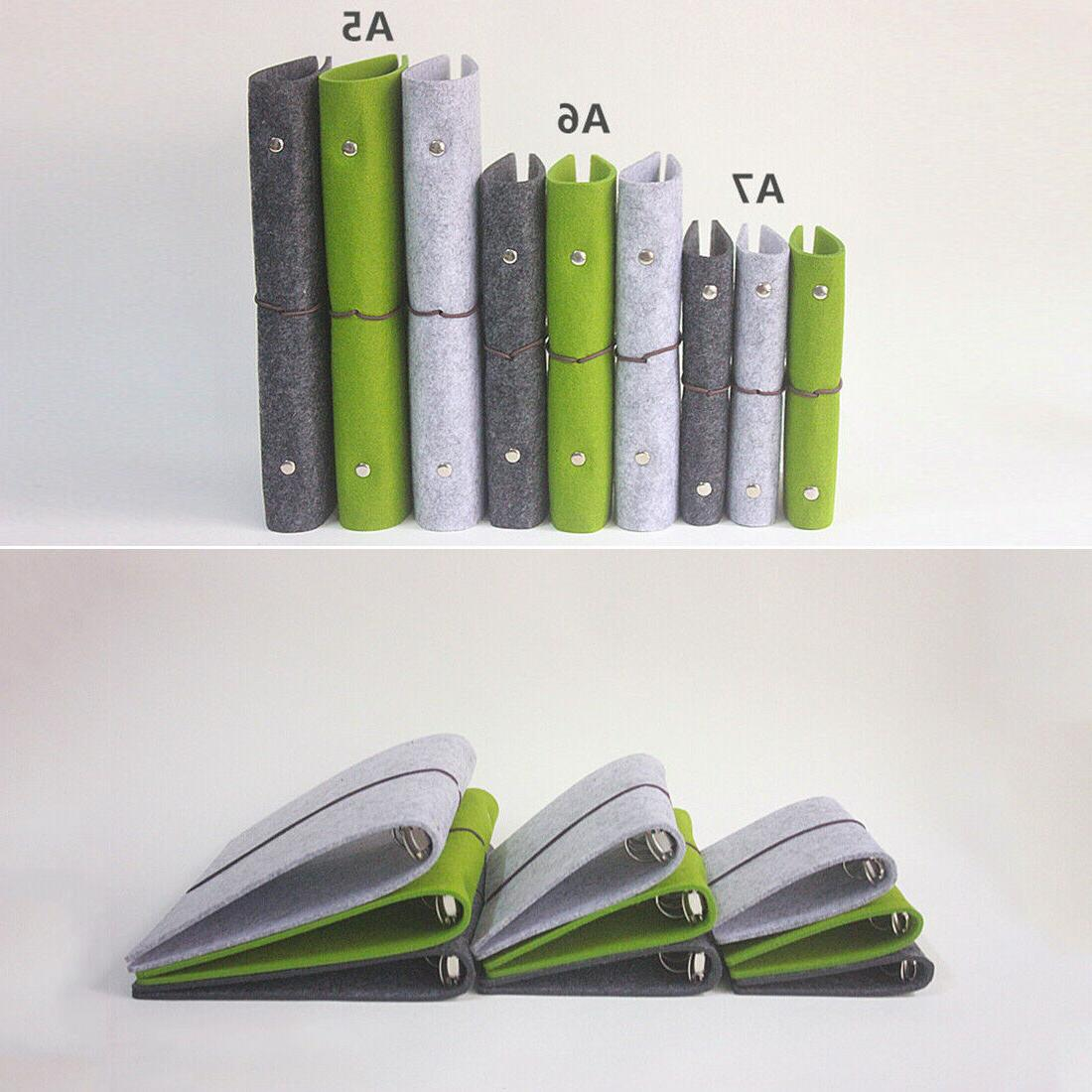 Ring Binders Core Notebook Plan Shell