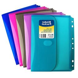 C-LINE PRODUCTS INC MINI SIZE BINDER POCKET