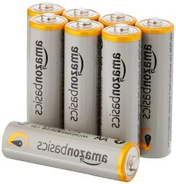 AmazonBasics AA Performance Alkaline Batteries - 48 Pack Exp