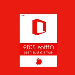Microsoft Office Home and Business 2019 For MAC OS 🔥 Genu