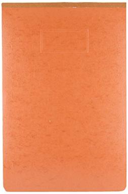 Smead Pressboard Side Opening Cover, Prong Clip, 11 x 17 Inc