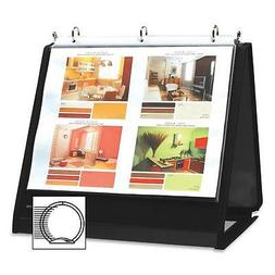 "Lion Office Products Ring Binder Easel 3/4"" Cap Horizontal 1"