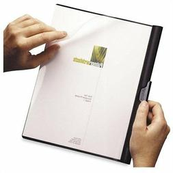 """Esselte Ready Clip No Punch Report Cover - 50 Sheet - 8.5"""" X"""