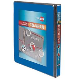 "Avery 1"" Ultralast 3 Ring Binder, One Touch Slant Ring, Hold"